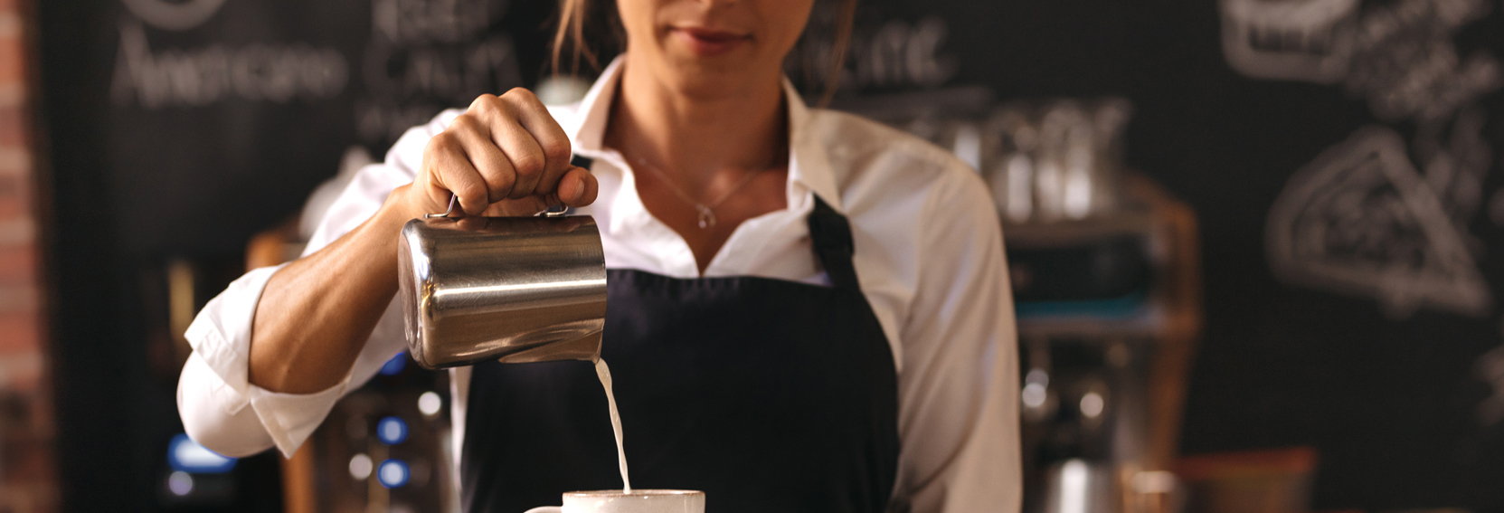 The cost of life insurance can be less than the cost of latte per day.